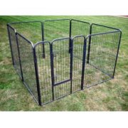 "40"" High Marquess 8 Panel Aztec Play Pen (Extra Large)"