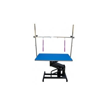 "Emperor 42"" Emperor Hydraulic Grooming Table with H-Frame"