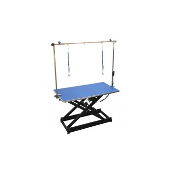 "Emperor 48"" Emperor Double X Electric Grooming Table with H-Frame"