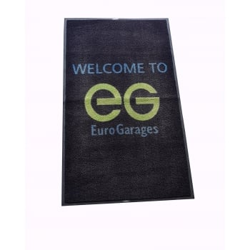 5x3 (Pearl Grade) 'Euro Garages' Car Dirt Trapper Mat