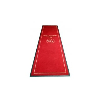 Dirt Trapper Logo Mat Runners 10'x3' - A Grade FREE DELIVERY