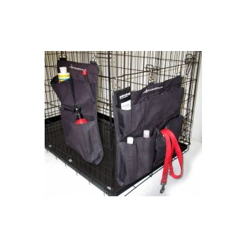 Emperor Dog Cage Tidys By Splendid Pets - Twin Pack