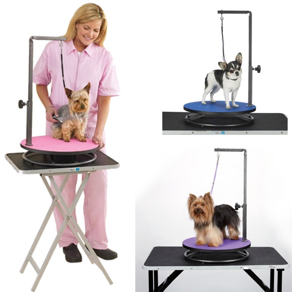 Emperor Grooming Tables Emperor Lazy Susan Small Dog Grooming