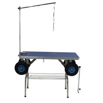 Emperor Grooming Tables Emperor Show PRO Trolley Grooming Table - 43''