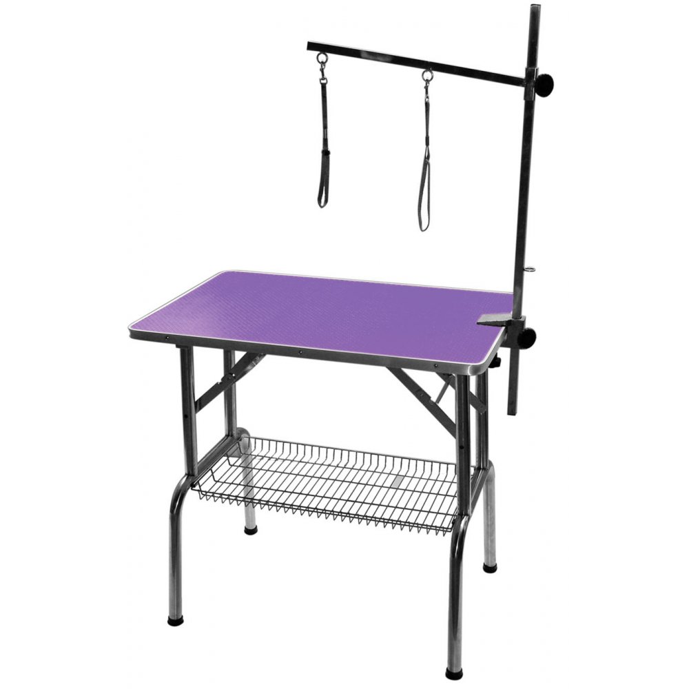 Dog Grooming Table With Wheels
