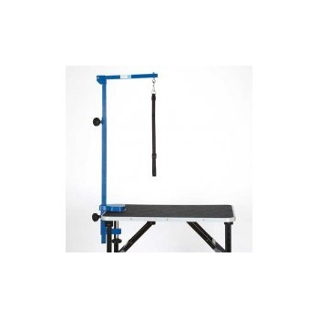 Emperor Pro Foldable Grooming Arm - Blue