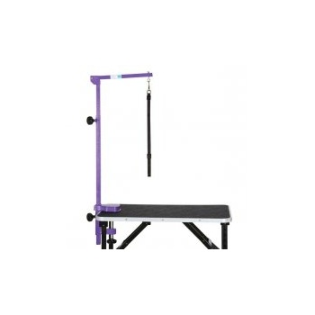 Emperor Pro Foldable Grooming Arm - Purple