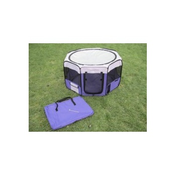 Emperor Small Pop Up Puppy Play Pen Purple & Lilac