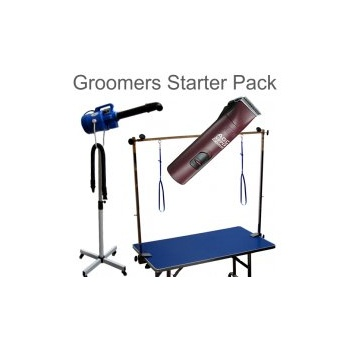 Groomers Starter Training Pack
