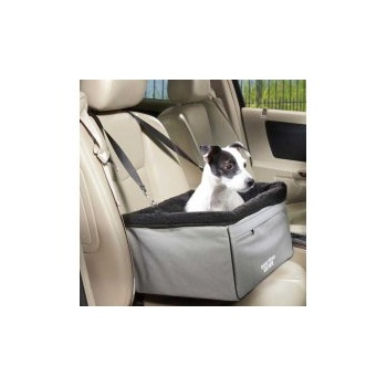 Guardian gear large to extra large pet travel car booster seat guardian gear from splendid pets uk for Travel gear car