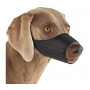 Guardian Gear Lined Black Dog Muzzle