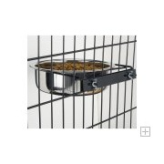 Luxury Stainless Steel Bolt On Crate Dishes