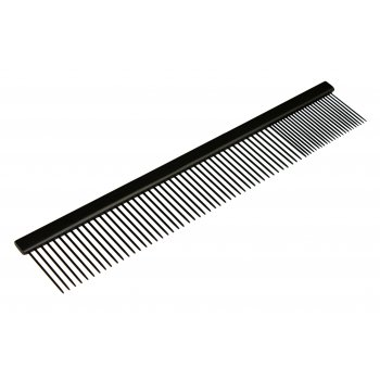 "Master Grooming Tools MGT Xylan 10"" Steel Finishing Comb"