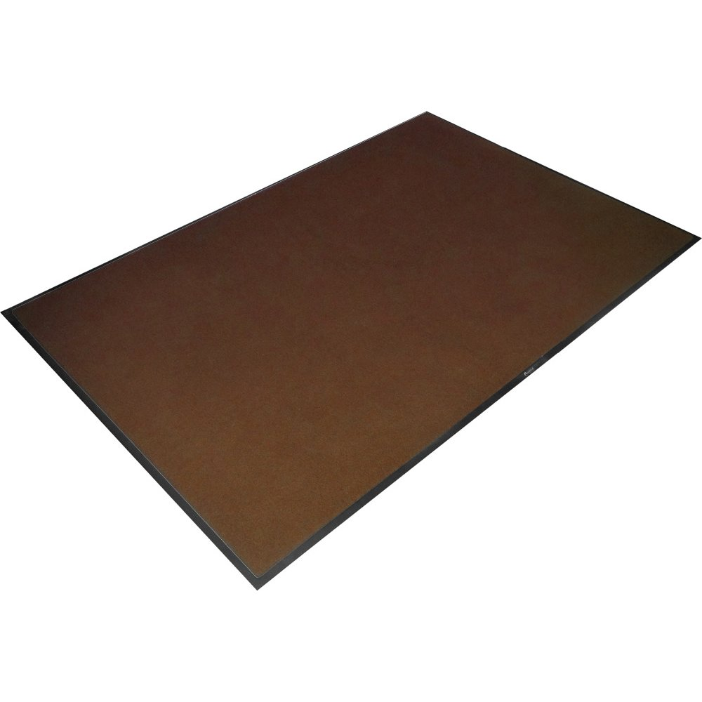 Mottled Brown Dirt Trapper Mat Large 6 X4 From