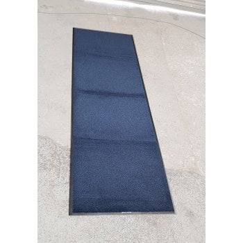 One Mottled Blue Pearl Grade 10x3 Dirt Trapper Runner Mat Free Delivery