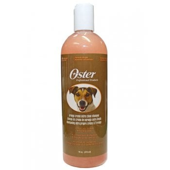 Oster Orange Extra Clean Concentrated Shampoo (473ml)