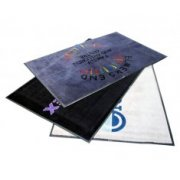 Pack of 3 Logo Mats Large (6'x4') A-Grade with FREE DELIVERY