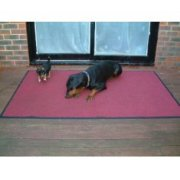 Pearl Grade PLAIN Red Dirt Trapper Mat Large