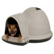 Petmate Indigo Medium Outdoor Dog Shelter