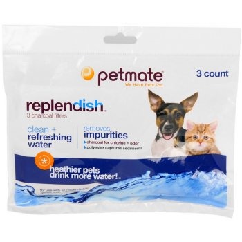 Pet Mate Petmate Replendish 3 Replacement Filters