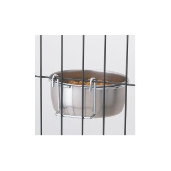 Pro Select Luxury Stainless Steel Hanging Crate Dishes