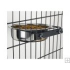 Pro Select Luxury Stainless Steel Bolt On Crate Dishes