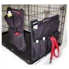 Dog Cage Tidys By Splendid Pets - Twin Pack