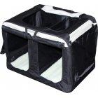 Double Compartment Soft Crates