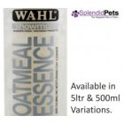 Wahl Showman Oatmeal Essence Dog Shampoo