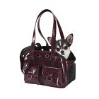 Zack and Zoey Pet Carrier leather