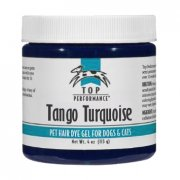 """Tango Turquoise"" Top Performance Hair Dye Gel"