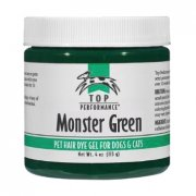 """Monster Green"" Top Performance Hair Dye Gel"