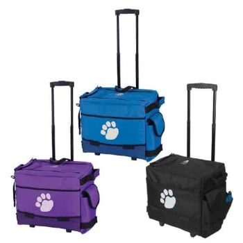 Top Performance Rolling Tote Groomer's Bag